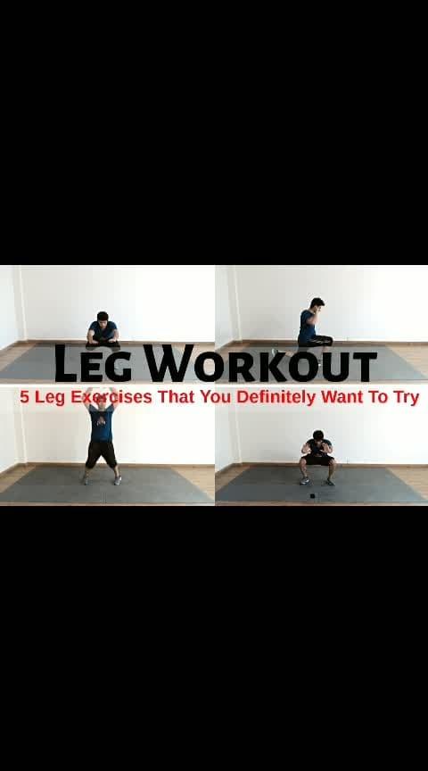 https://youtu.be/JycYgaO_xn8 #fitness #youtuber #legworkout #legday #sunday