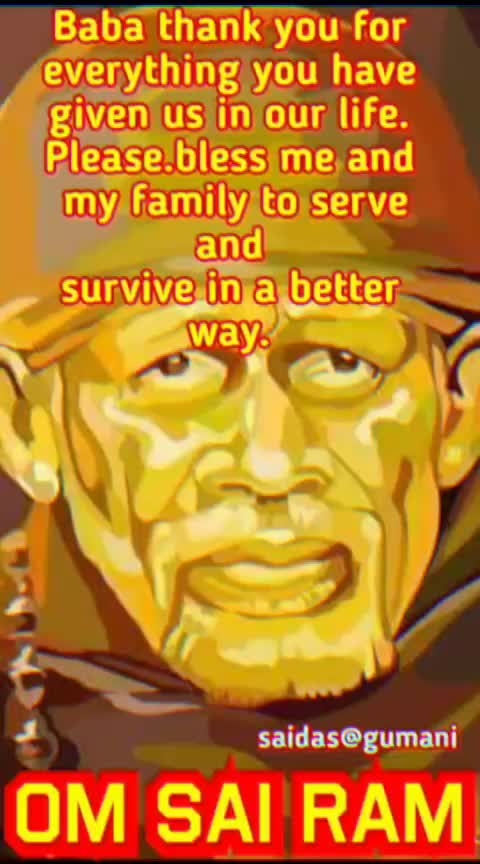 """MAIN GIRTE GIRTE SAMBHAL GAYA  🌷OM❤SAI❤RAM🌷       SAIBABA'S VIEWS       💜💙💜💙💜💙💜                  ON                 💜💙  F     A     S     T     I    N    G 💜💙💜💙💜💙💜💙💜💙  No mother would like her child to fast for her. So it was Saibaba, Who took care of His children without giving them the trouble of rigorous religious practices.Fasting of body is of no use if the mind is not fasting. What if mind is thinking about negative worldly thoughts while undergoing fast? It is no meaning. On the other hand, if fasting of body alone could give spiritual benefits, then so many people dying out of hunger in the continents of Africa and Asia, would have realised God.  Saibaba Disapproved Fasting Saibaba never fasted Himself nor did He allow devotees to do so. The mind of the faster is never at ease, then how could he attain his goal of life. God is not attained with an empty stomach, first the soul has to be appeased, if there is no moisture of food in the stomach, with what eyes should we see the God, with what tongue we should describe His greatness and with what ears we should hear the same ? In short, when all our organs get their proper nutrition and are sound we can practise devotion and other sadhnas to attain God. Therefore, neither fasting nor overheating is good. Moderation in diet is really wholesome for the body and soul.     Mrs. Gokhle ❤❤❤❤❤❤  Mrs. Gokhle came to Shirdi with an introductory letter from Mrs. Kanshibai Kanitkar to Dada Kelkar. She came tc Saibaba with a determination to sit at His Feet observing a three days fast. One day previous Saibaba said to Dada Kelkar, that He would not allow His children to starve during Shimga ( Holi holidays ) and that if they had to starve, why was He there? Next day when the woman went with Dada Kelkar and sat at Saibaba's Feet, He at once said to her,   """"Where is the need of fasting ? Go to Dada's house, prepare the dish of Puranpolis, feed his children and yourself too.""""   Shimga holidays were on, Mrs. Kelkar was than in"""