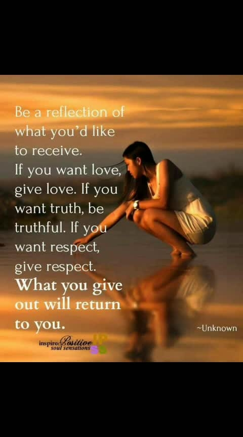 be a reflection.....