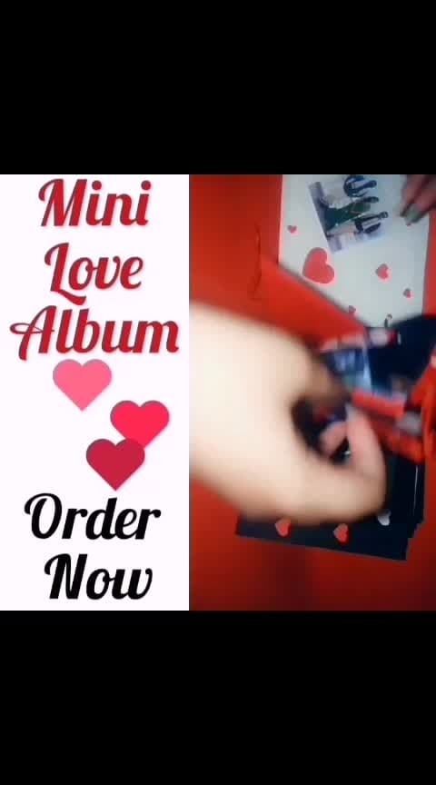 Order Now ❣️ Special😍  Mini Love Album  Gift💖 😍 👉💌Dm for Order 👉For order send Name 👉Address & pin cod 👉No COD🚷🤗 ❣️❣️❣️❣️ Direct Message For Order🎁 @photo_art_store @gifts_shopping_time  @gift_online_store  @gift_personalized_magazine Special🎁🎁🎁🎁🎁😘 😍SPECIAL PERSON😍 Keep Ordering😍😍 Birthday Couple Friendship Family Anniversary 😍😍 😍 DM for Order  #surprises#specialgift#happybirthday#birthdaygift #birthdaygifts#customisedgifts#uniquegifts #giftsforher#giftsforhim#giftsforcouple #anniversarygifts#anniversarygift #personalisedcards#greetingcards#handmadegift #handmadegifts#handmadecard #womanentrepreur#femaleentrepreneur