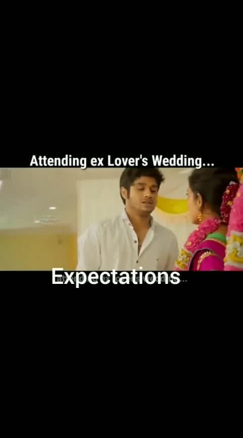 #exlovermarriage #expectations v/s #reality 😂😂