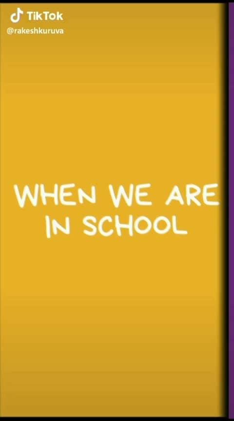 #schooldays #missingday