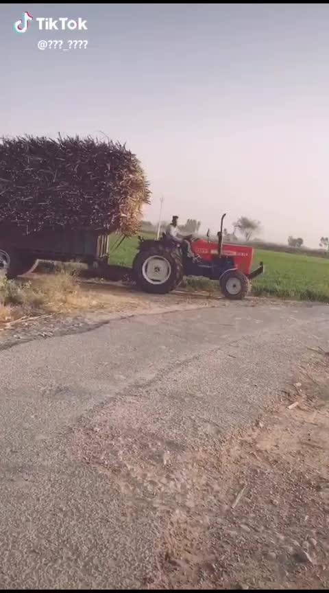 #Tractor #tochan #swaraj #zor #grewal