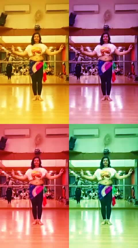 Belly dance on Afgan jalebi... #bollywoodsong #bellydance #practicesessions