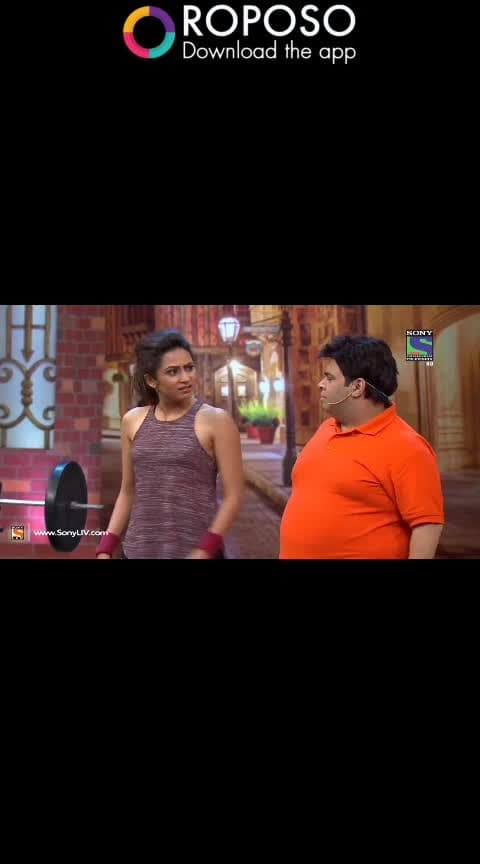#kapil sharma #rops-style #roposo-comedy