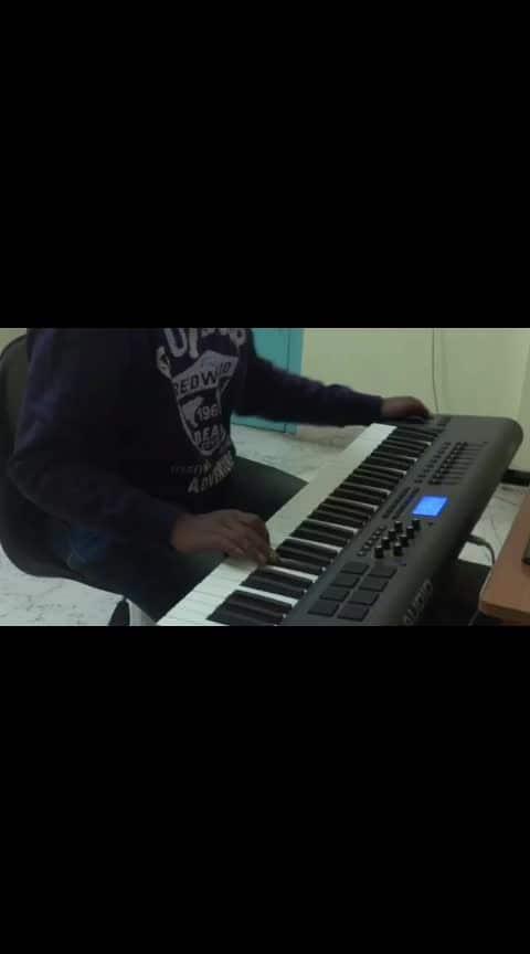 composing