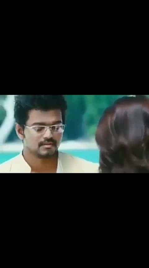 #romance #heartbroken #vijay #superscene #nanban