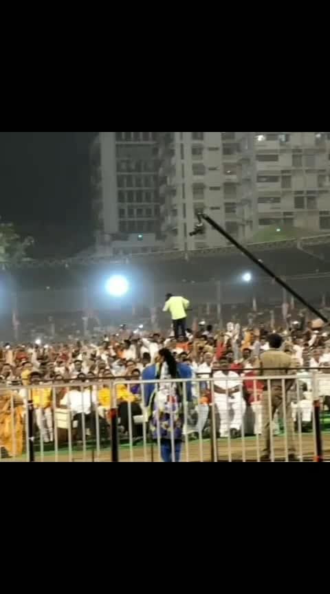 huge population made chowkidar #pm-modi ....👌 #hindustan #indian #popular #population #modi #modisarkar #pm #sena #chowkidar #bharat