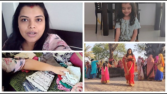 Timtim School Preparation and Meet her New Friend- Preeti Pranav Vlog