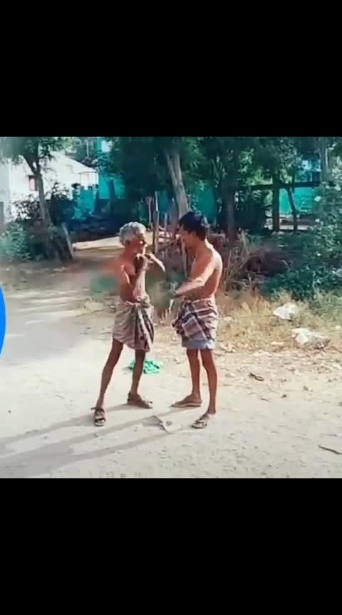 #streetfighter #nee enna periya po*** #rowdyrockstar village street fighters funny time