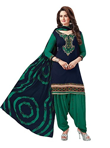 ishin Women Synthetic Printed Unstitched #Salwar #Suit #Dress with #Dupatta @ Rs.494. Buy Now at http://bit.ly/2uImgUT