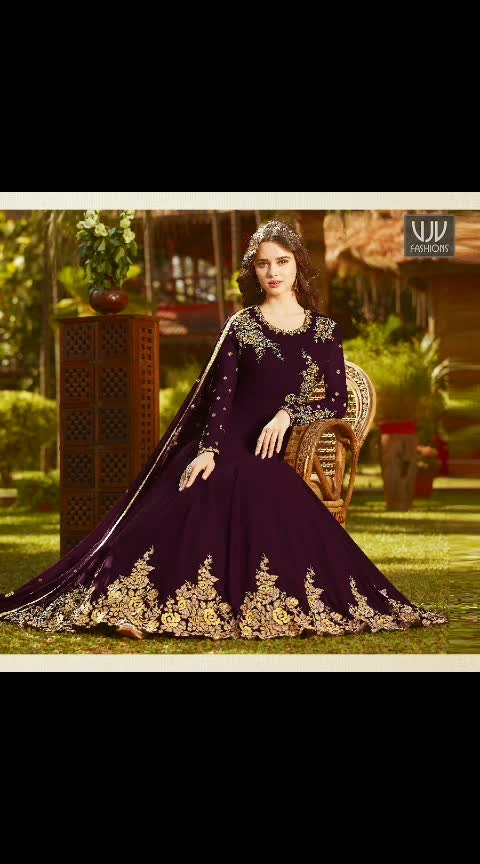 Buy Now @ http://bit.ly/VJV-RAAZ20027  Amazing Purple Color Georgette Designer Anarkali Suit  Fabric- Georgette  Product No 👉 VJV-RAAZ20027  @ www.vjvfashions.com  #salwarsuit #salwarkameez #punjabisuit #indianwedding #model #bridal #bridalsuit #weddingstyle #occasionwear #sabyasachi #weddingwear #bridesmaids #salwarsuits #anarkalisuit #plazzo #plazzosuit #punjabi #kurat #ethnic #traditional  #designer #desifashion #online #shopping #designer #punjabisuit #vjvfashion #kurti