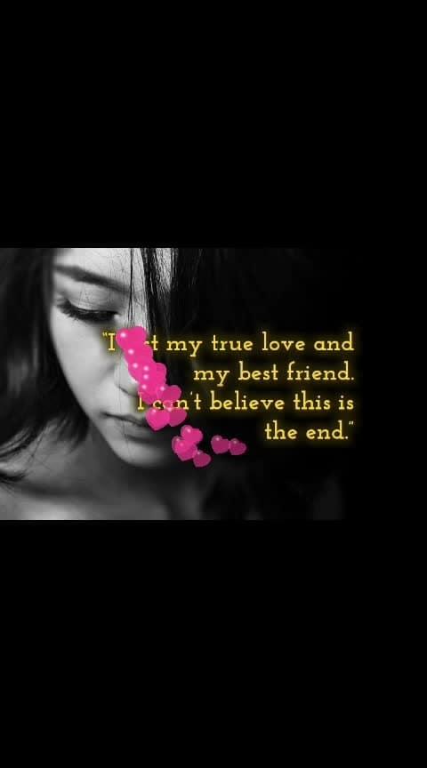 #boysfeeling #girlsfeeling #soulfulquoteschannel #sadmoments #dailylifequotes #dailywishes #sadmoment #ropososad