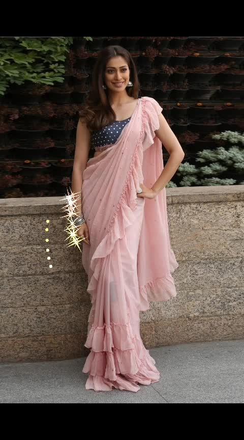 Message to Buy #ruffles #rufflesaree #saree #designer-wear #designer-saree #sexy-saree #saree-in-new #outshine #outshinefashion