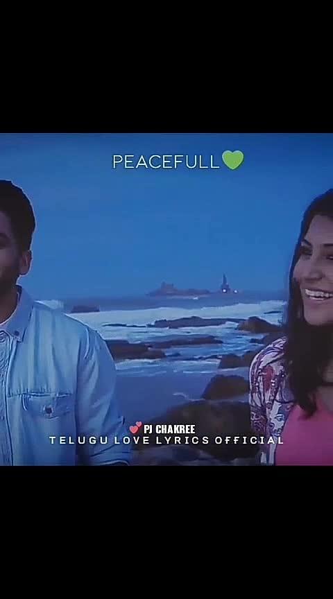 lovely song 💓💖#tamilcinema #roposo-tamil #tamilmovies #vday2019 #winkblinkchallenge #telugucinema #telugumovies