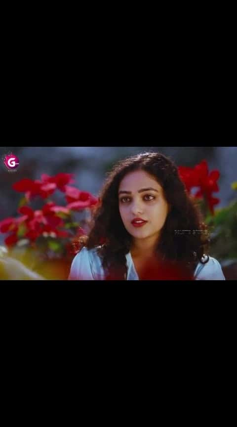 #gundejaari_gallanthainde #nithin #nithyamenon #girls_love_propose #whatsapp_status_video