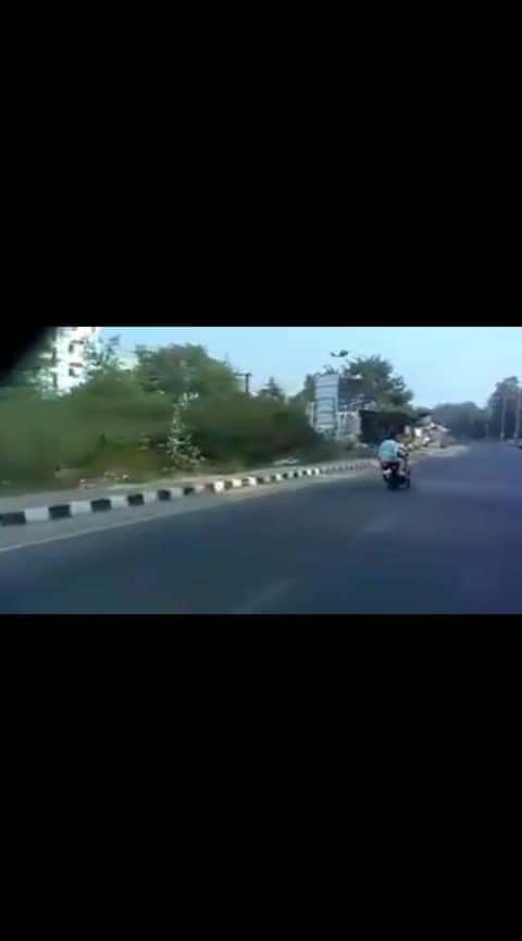 Don't play with your life #savelife #wear-helmet