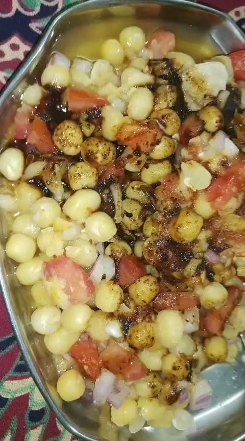 Chaat ❤ #hungryalways #hungryalways #hungry #roposo-food #roposostarchannel