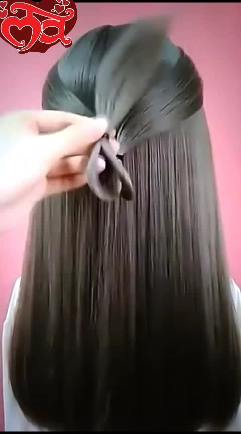 #hair-style #hairdesign #roposo-wow #lovelymoments