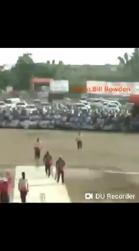 #ipl2019 #billybowden #umpire