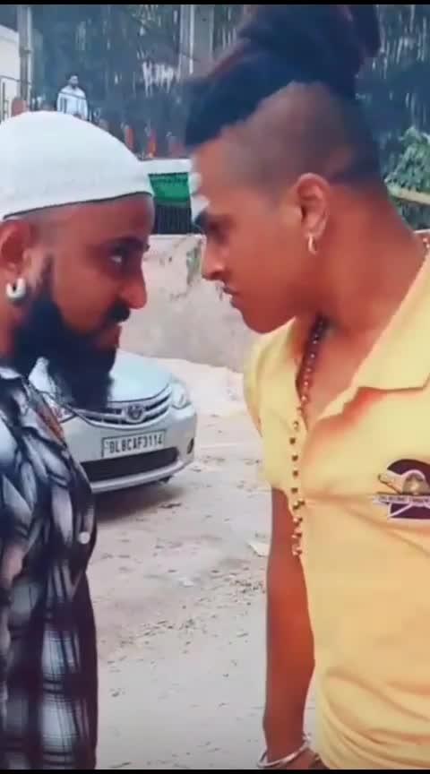 Isako kahate hai #insaan  Ki #insaaniyat  #muslim   ho ya #hindu ... Koi bhedbhav Nahin.. 🙏🤲🙏 #arunjonwal