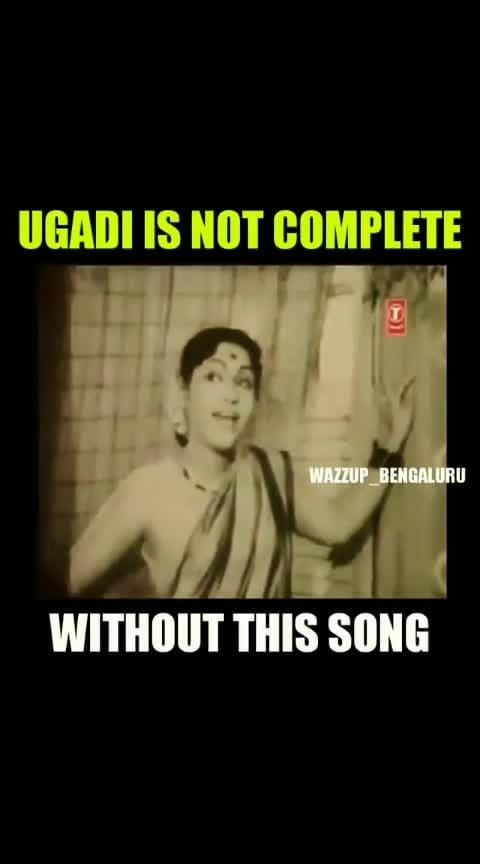 True that and happy yugadi onc again..🤘 .#ugadi #festival #happynewyear #wazzupbengaluru #bengaluru #kannadiga #mysore #mysuru #karnataka #Belagavi #Dharwad #Bangalore #Davanagere #Kolar  #Tumakuru #Ballari #tumkur #mangalore #uttarakannada #udupi #mandya