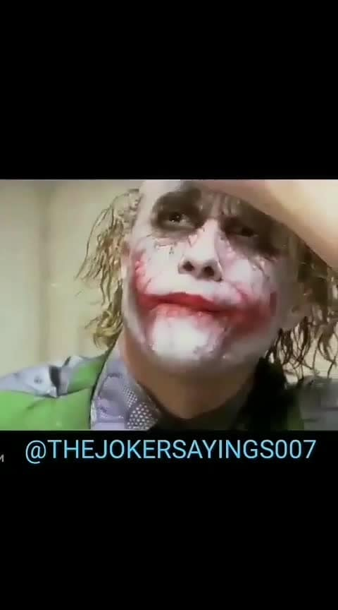 #Why So Serious? #the_joker  #thelegend #heathledger