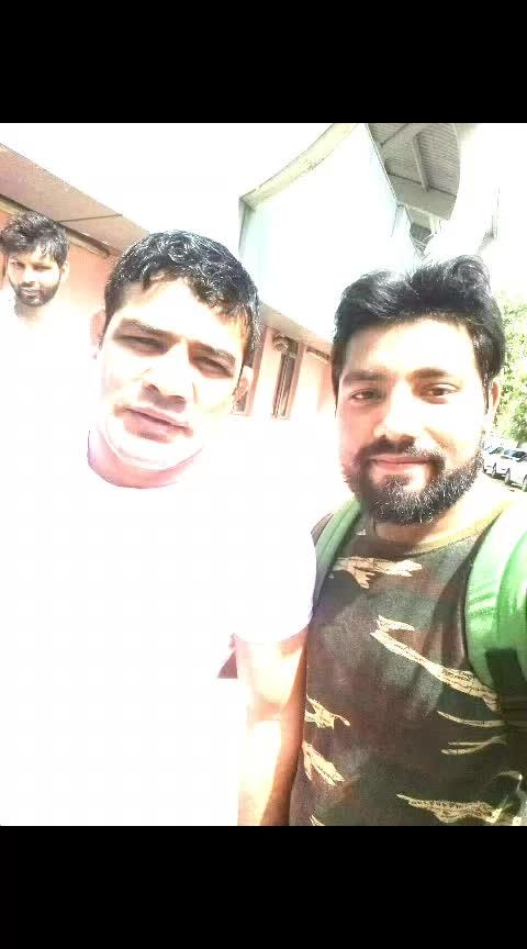 #wrestler #sushilkumar #proud #indianwrestling #awesome #movement #captured #jaatitude #jaatswag #jaatism #haryanvi #desi #jaat #jaattitude #jattlife #jaatland #haryana