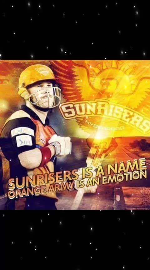 #orange_army 🧡🧡🧡 #sunrisers_hyderabad  #cheering for sunrisers hyderabad - srh #orange_army  sunrisers hyderabad vs gujarat loins   biryani 🧡🧡