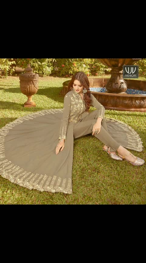 Buy Now @ http://bit.ly/VJV-RAAZ20020  Lovely Brown Color Georgette Designer Anarkali Suit  Fabric- Georgette  Product No 👉 VJV-RAAZ20020  @ www.vjvfashions.com  #salwarsuit #salwarkameez #punjabisuit #indianwedding #model #bridal #bridalsuit #weddingstyle #occasionwear #sabyasachi #weddingwear #bridesmaids #salwarsuits #anarkalisuit #plazzo #plazzosuit #punjabi #kurat #ethnic #traditional  #designer #desifashion #online #shopping #designer #punjabisuit #vjvfashion #kurti