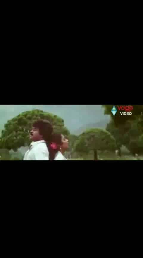 #rakshasudu #chiranjeevi #suhasini #mallimalliidiraniroju #lovesong #hitsong #videoclip
