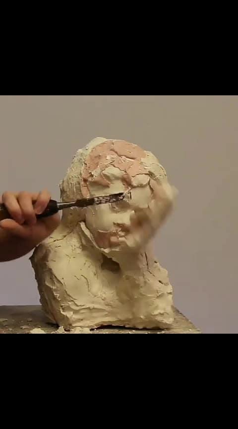 #goodmorningart #gallery#sculpture #figurative #art #arte #good #amazing #wip #goodmorningart #crafts #artvideo #animation #illustration #youtube #network