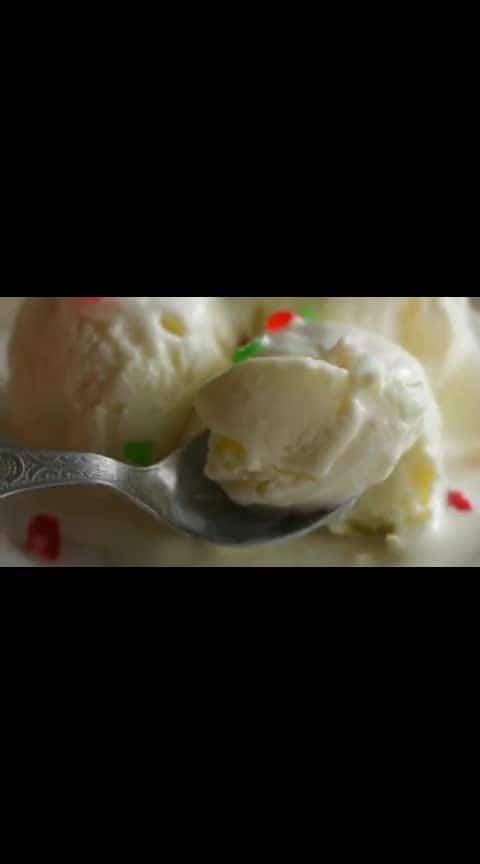 tender coconut #icecream part 1