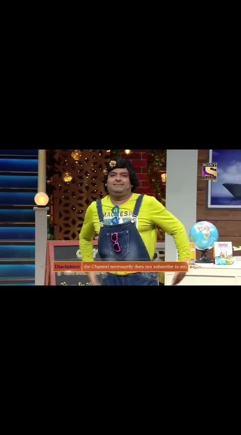 the kapil sharma show  full Comedy with the @kapil #bhartisingh #chandan #kikusharda #krishna #fun #roposo-good-comedy #archnapuransingh #bhuri #tkss #bachhayadav #kapu