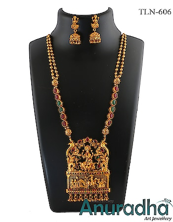 Get that temple look by clubbing this golden colour adorable necklace From Anuradha Art Jewellery. To see more appealing designs click on the link: https://bit.ly/2nigmGh #traditionalnecklace  #necklace  #newnecklace  #longnecklace  #onlinetraditionalnecklace  #onlinelongnecklace  #womensjewellery  #womensfashion  #highjewelry  #fashion  #jewelery  #jewellery  #bharatbolemodimodi #worldautismawarenessday #ruhisingh