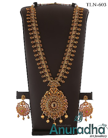 Get that temple look by clubbing this golden colour adorable necklace From Anuradha Art Jewellery. To see more appealing designs click on the link: https://bit.ly/2nigmGh #traditionalnecklace  #necklace  #newnecklace  #longnecklace  #onlinetraditionalnecklace  #onlinelongnecklace  #womensjewellery  #womensfashion  #highjewelry  #fashion  #jewelery  #jewellery  #bharatbolemodimodi #worldautismawarenessday #ashisingh Get that temple look by clubbing this golden colour adorable necklace From Anuradha Art Jewellery. To see more appealing designs click on the link: https://bit.ly/2nigmGh #traditionalnecklace  #necklace  #newnecklace  #longnecklace  #onlinetraditionalnecklace  #onlinelongnecklace  #womensjewellery  #womensfashion  #highjewelry  #fashion  #jewelery  #jewellery  #bharatbolemodimodi #worldautismawarenessday #ruhisingh