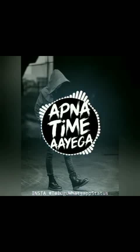 APNA..TIME..AYAGA  #timesonroposo
