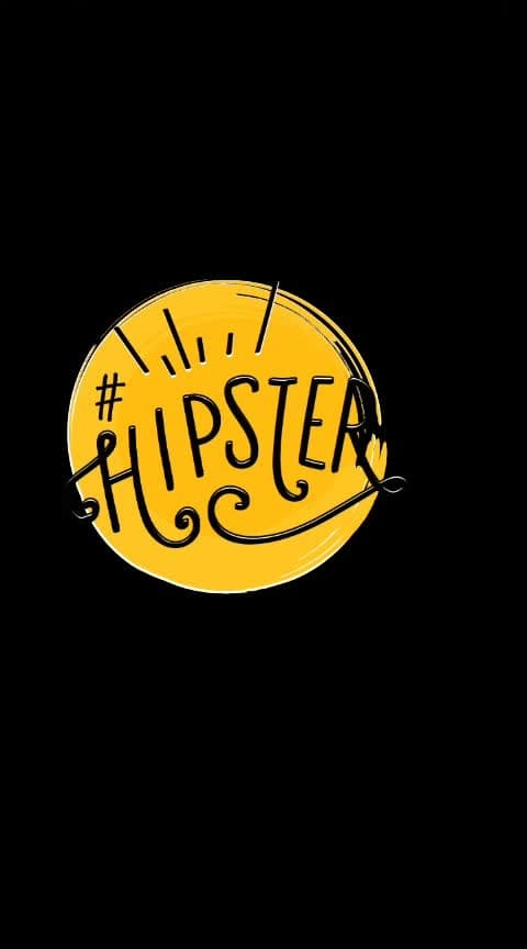 hipster...