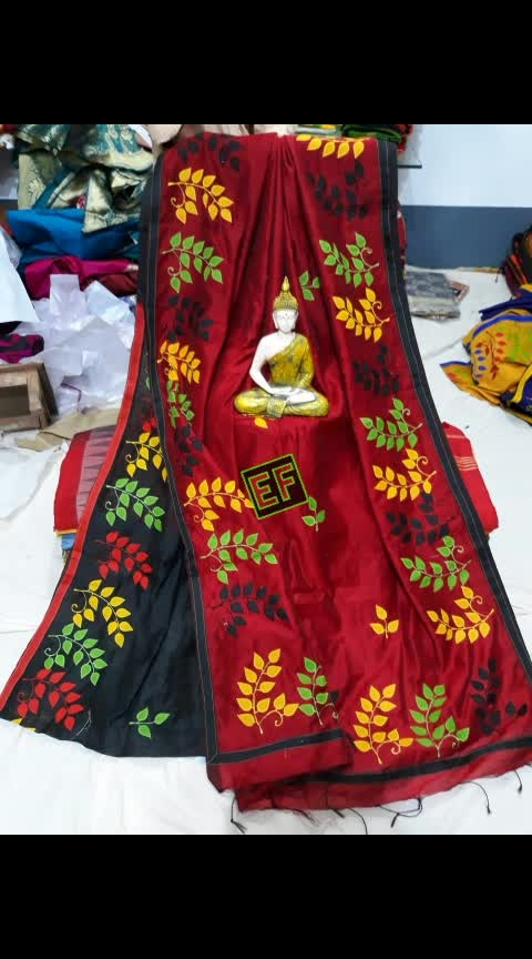 #cottonsarees cottonsilksarees Intrested people can call or wats app to 8367373114