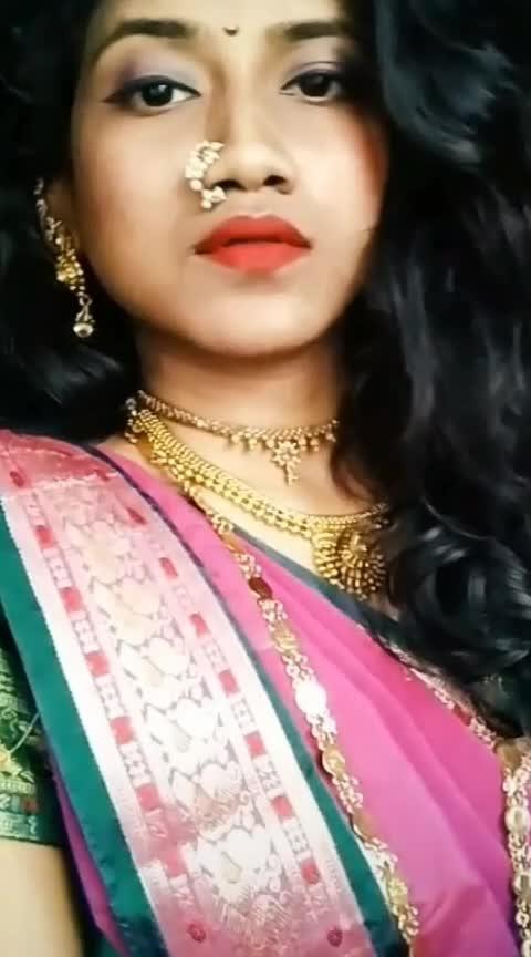 #marathimulgi #makeupartistindia #marathi #marathimuser #roposo #nirmitipawar