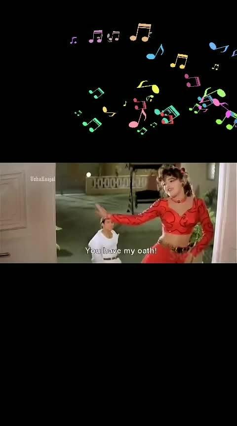 How hot this song is!!!! #romanticsong #beats  #evergreenhitsong #blockbusterking #superhitsongs #govinda #mamtakulkarni #song #hotsong #seductive #hot-romance-kiss #trendeing #woohoo #gift_pls #topvideos #famous_song #roposo_beats #trendinglive #lovelysong #bestsongs #oldisgold #90shit #music #trendingnow #popularsong