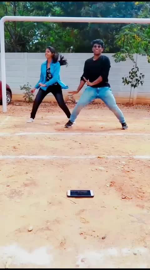 #thambi #akka #str #roposo-dance #dance #sisterhood