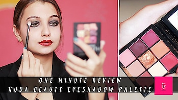 1 MINUTE #REVIEW   HUDA BEAUTY WARM BROWN OBSESSION PALETTE   GIVEAWAY MONTH #EYESHADOW #GIVEAWAY #MAKEUP
