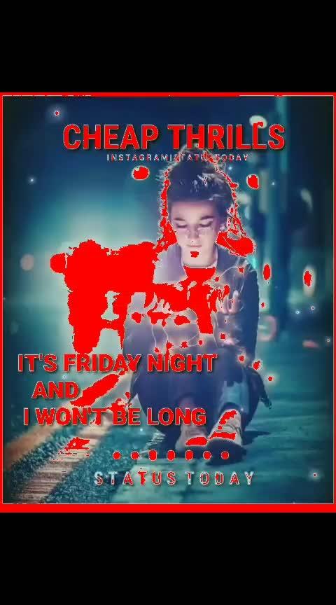 #cheapthrills