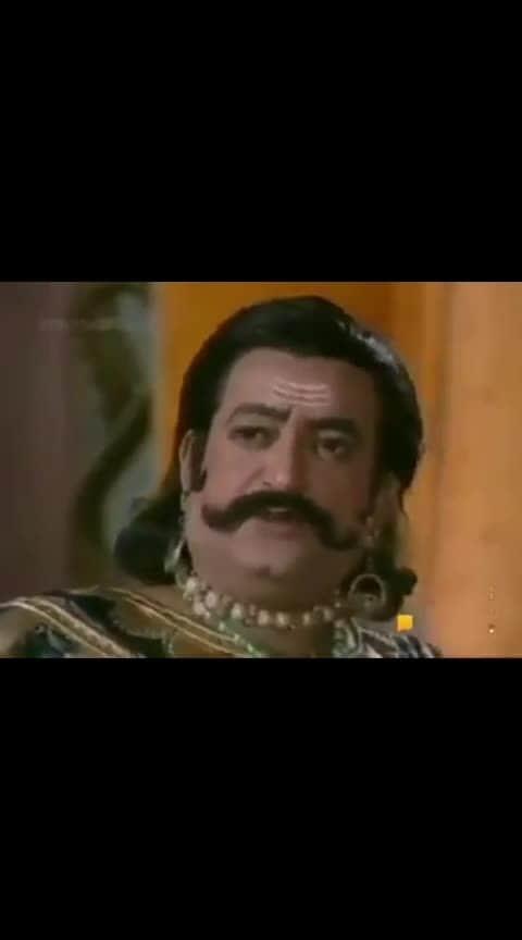 Jina Acchi Baat Hai.... but Kayori Ki Traha Nahi......#beautiful-life #mahabharat #ravan #krishnalove