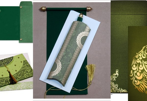 How Green color can add magnanimity to your wedding function?  Read More: https://www.123weddingcards.com/blog/green-color-for-wedding/  #designerweddinginvitations #themedweddinginvitations #weddincolors #weddingplanning #weddingstyle