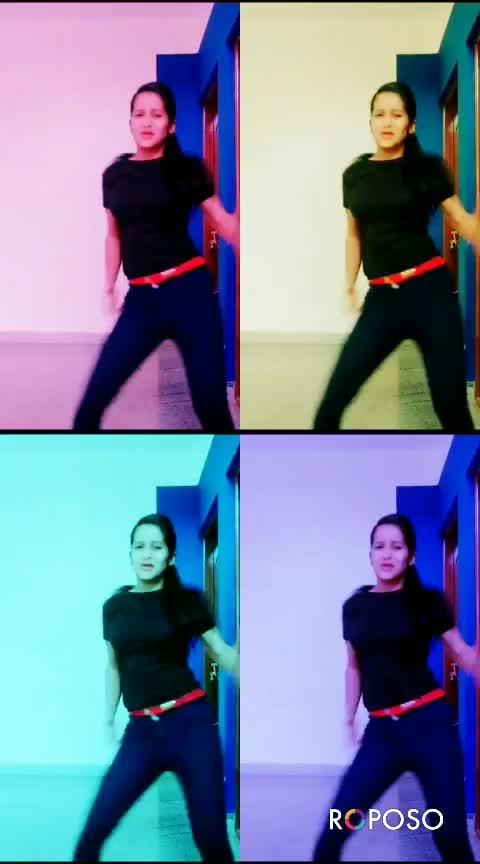 My 1st Roposso Video 🙈😉#mungda #roposo-dance #desi-dance #dance #mallu