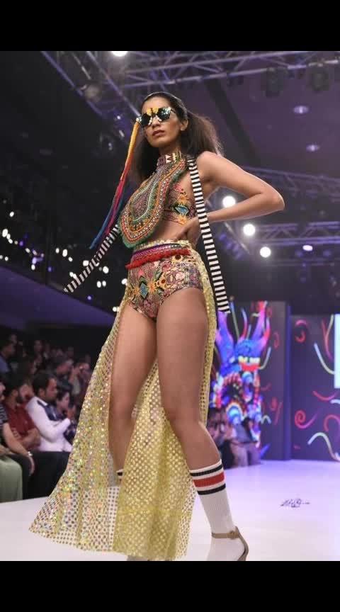 Styling for designer Ken ferns in #timesfashionweek #ganeshvyas #roposo-style #stylematters #be-fashionable #summer-fashion