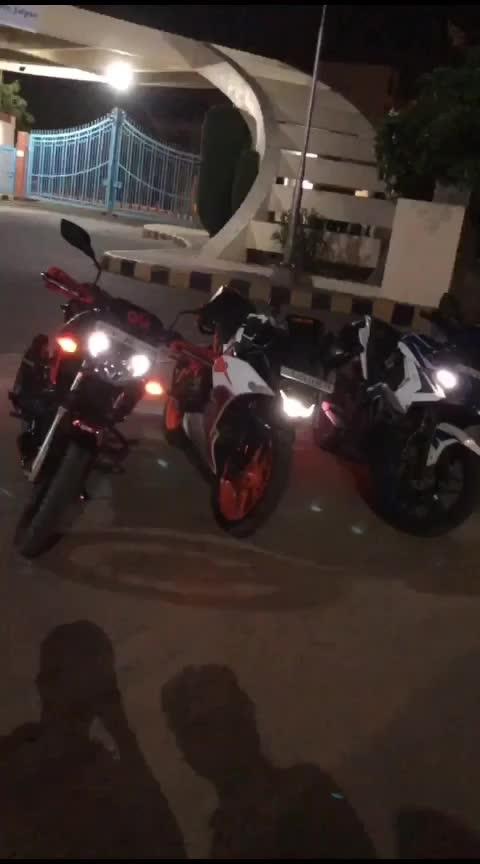 #Bikes#rtr200#rc200 #rs200  😎😎