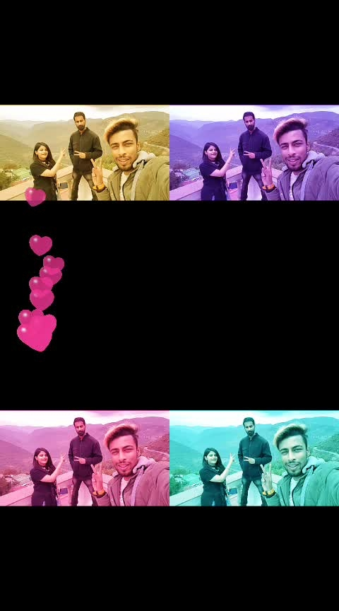 moments collected #shimlatrip ❤ #featurethisvideo #verifiedprofile #onrequestpostcompleted #photo-shoto #photo-roposo #some pictures memories #momentscaptured #ropos-ocollage #newvideoalert #dailypic #dailyupdates #likesharecomment #followmeonroposo #staytunedwithme #seeyouall